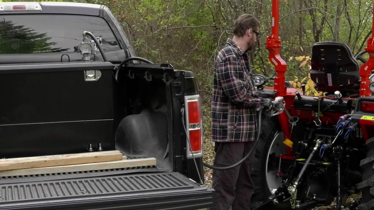 Fuel-transfer-tank