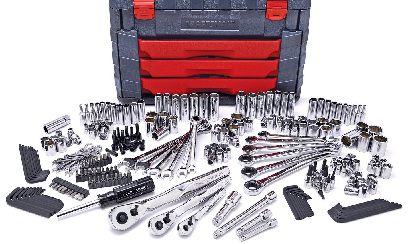 master mechanic tools