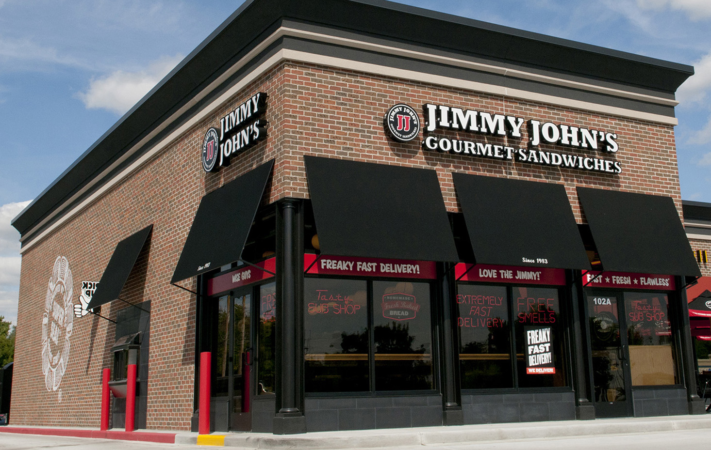 jimmy john's holiday hours