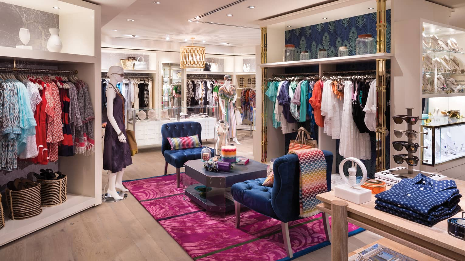 top boutiques in city
