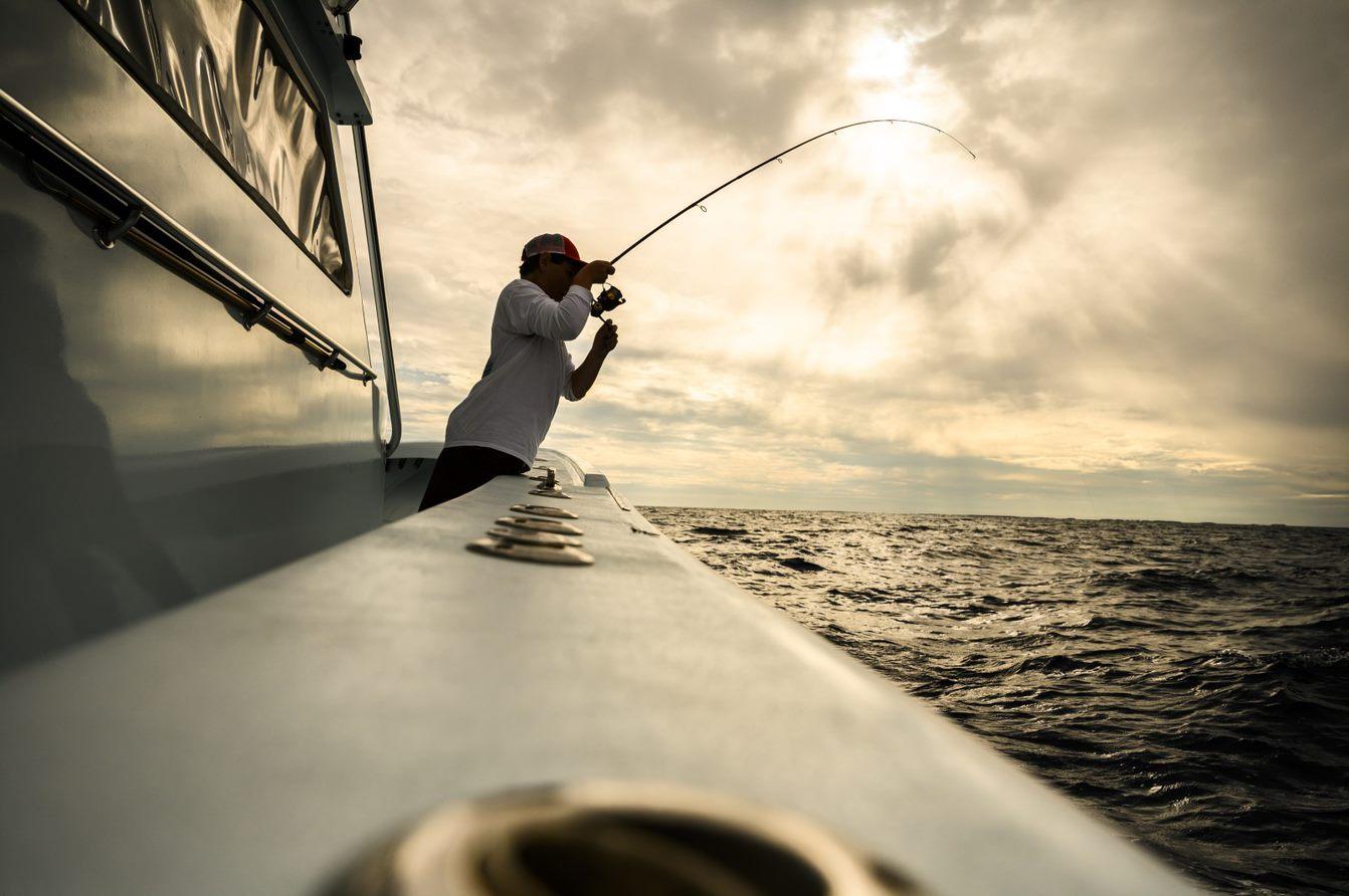 great fishing profession